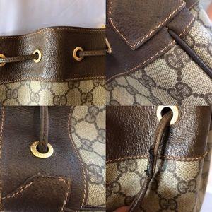 Gucci Bags - Gucci Vintage GG Supreme Web Bucket Bag